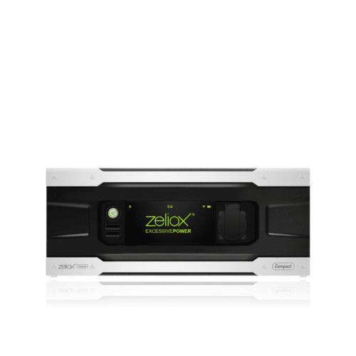Zeliox - Zeliox Compact - Mobiele Stroomvoorziening - Lithium