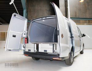 Brover Bedrijfswageninrichting - Volkswagen Transporter - Auto Arena