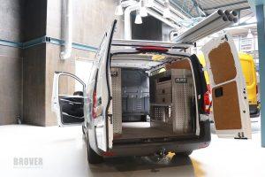 Brover Bedrijfswageninrichting - Aluca