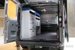 Brover Bedrijfswageninrichting - Service-System